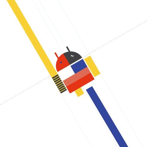 Community Contest | Reimagine a famous logo in Bauhaus style Design by ✪ SSUK™