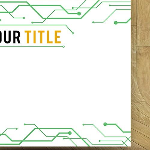 Runner-up design by oho515