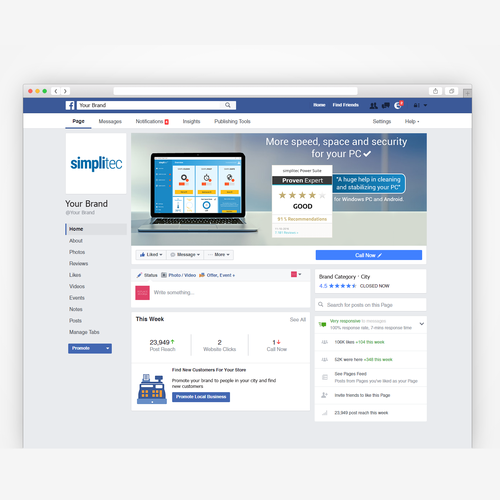 how to create a contest on facebook page