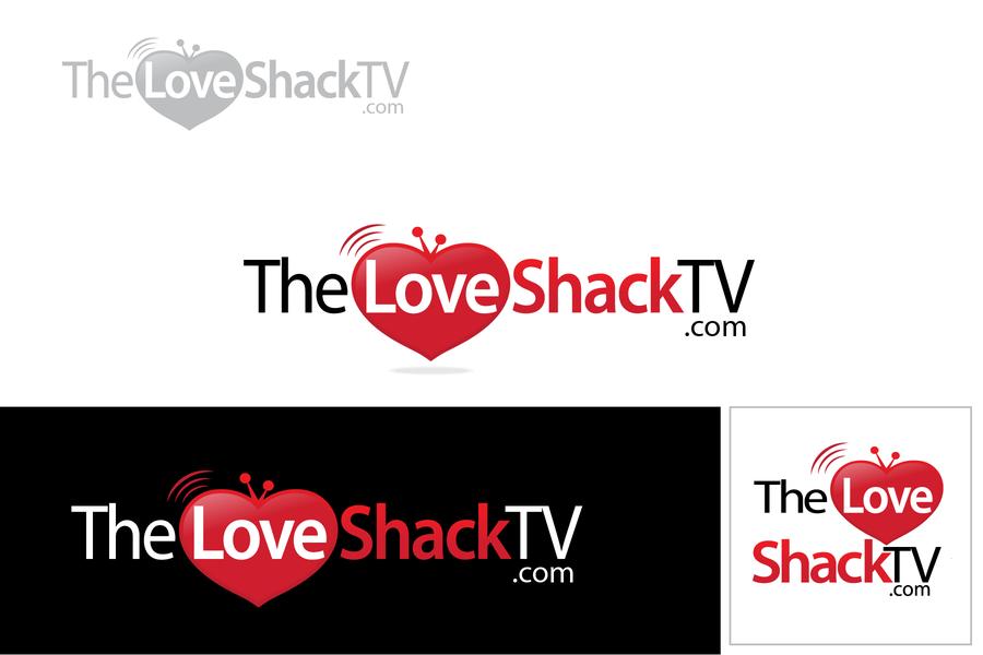 logo for The Love Shack TV | Logo design contest