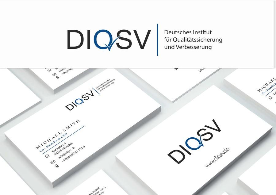Das Neue Design Für Qualität In Deutschland Logo Und