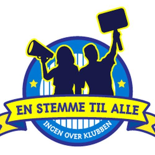 Runner-up design by Skytten