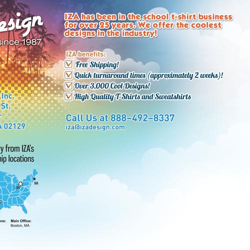 Runner-up design by Jul-D