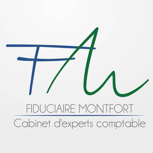 cr er un logo pour fiduciaire montfort cabinet d 39 experts comptable logo design contest. Black Bedroom Furniture Sets. Home Design Ideas