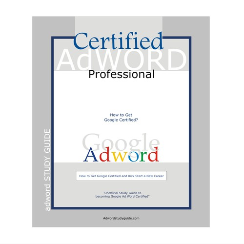 Google Adwords Book Title and Cover | Other Graphic Design contest