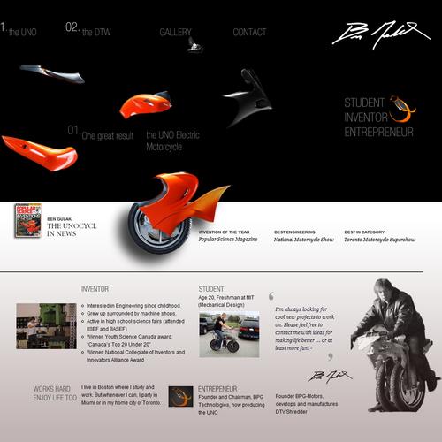 Zweitplatziertes Design von Mircea