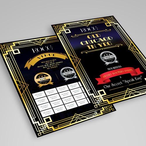 Runner-up design by BrandMeHigh