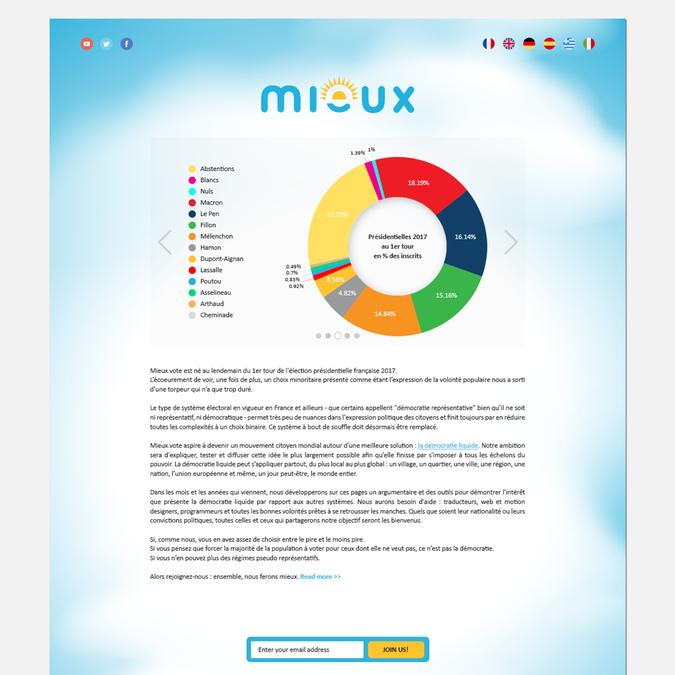 Winning design by exxie99