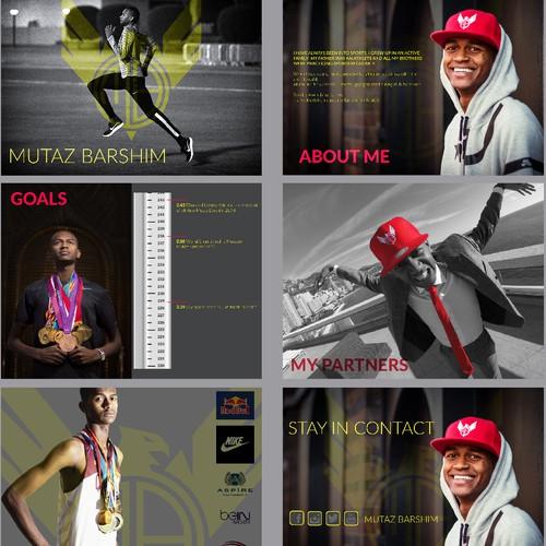 Runner-up design by alefajardo94