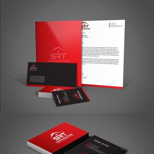 Runner-up design by DesignCore