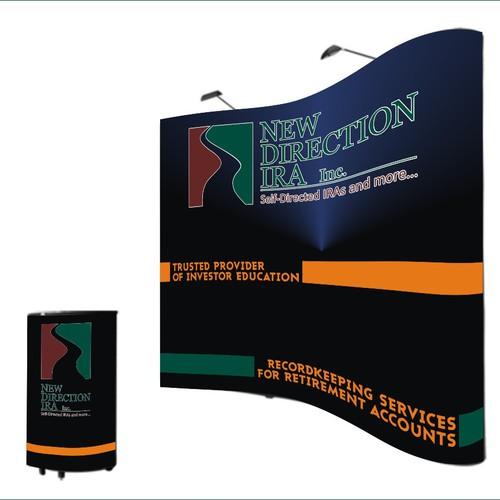 Runner-up design by ENJI design