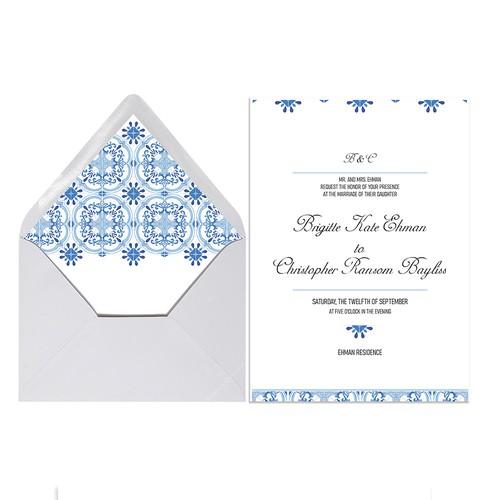Diseño finalista de La belle Pope