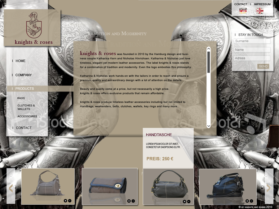 Design gagnant de WerbeBrise