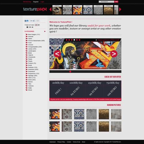Design finalista por rsk