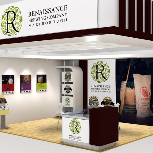 Cnc Bendmak Agent New Zealand: Posters And Promotional Card For Craft Brewery