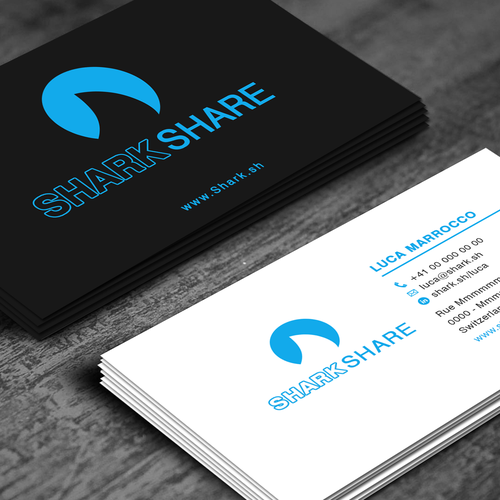 Business Card Design 2020.Create A Business Card For An Innovative Technology Company