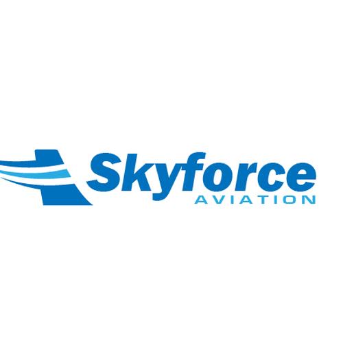 New logo wanted for Skyforce Aviation | Logo design contest - photo#48