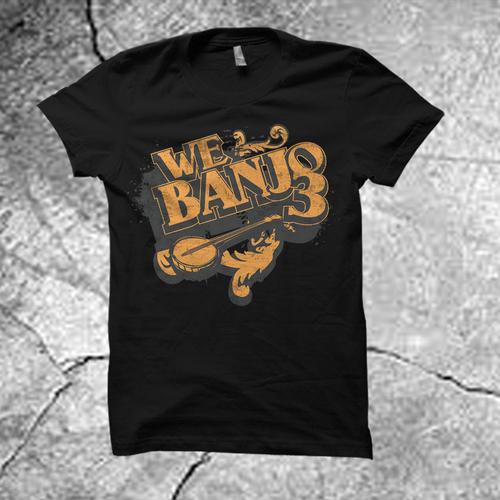 We Banjo 3 Sexy T Shirt Design Contest Di T Shirt