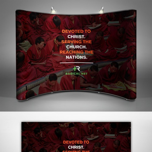 Runner-up design by inventivao