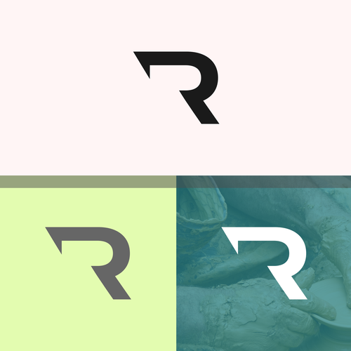 Epic r logo logo design contest runner up design by gandesign thecheapjerseys Images