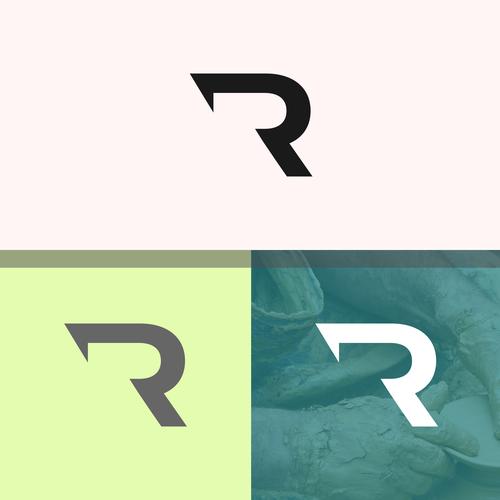 Epic r logo logo design contest runner up design by gandesign altavistaventures Image collections