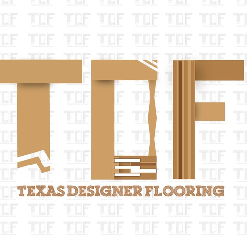 Designer Flooring Needs A New Logo