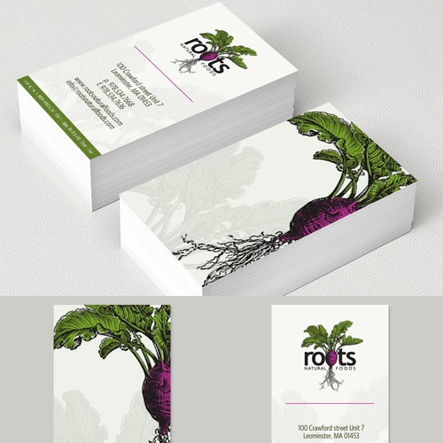 Runner-up design by OberonZG