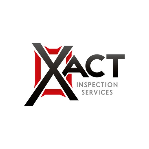 New logo wanted for Xact Inspection Services | Logo design