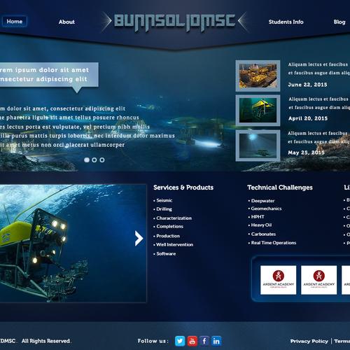 Design finalista por Nikola Radivojevic