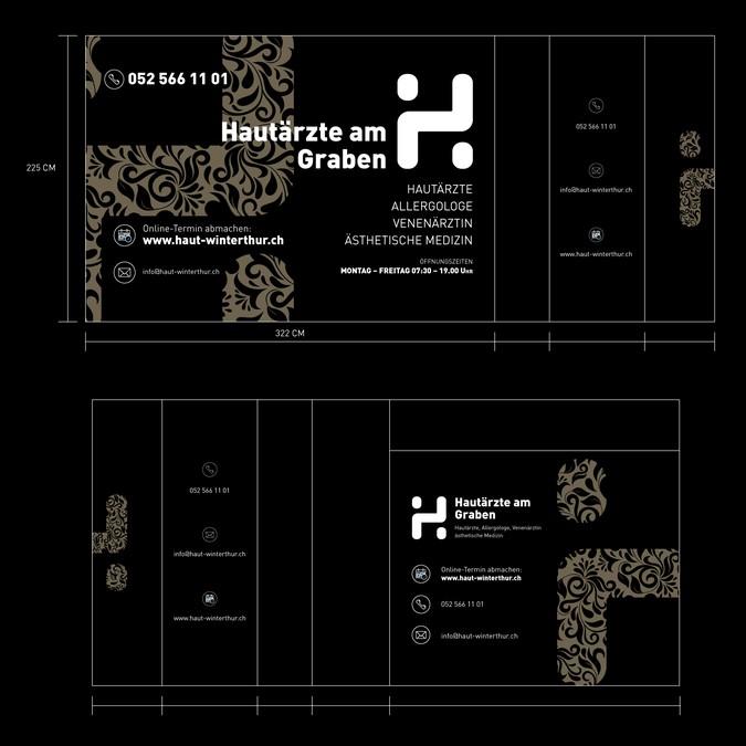 Winning design by Ali Desir