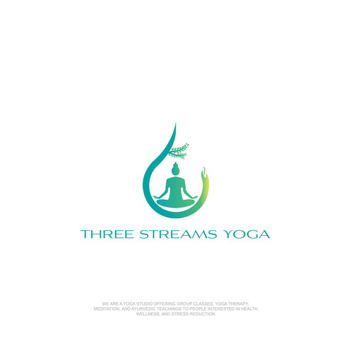 Yoga Studio Logo Logo Design Contest 99designs