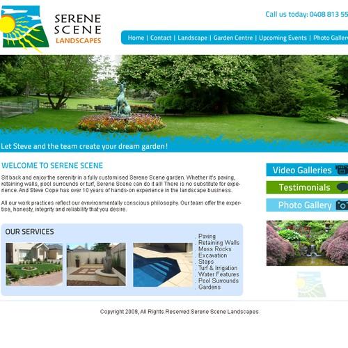 Diseño finalista de webagora