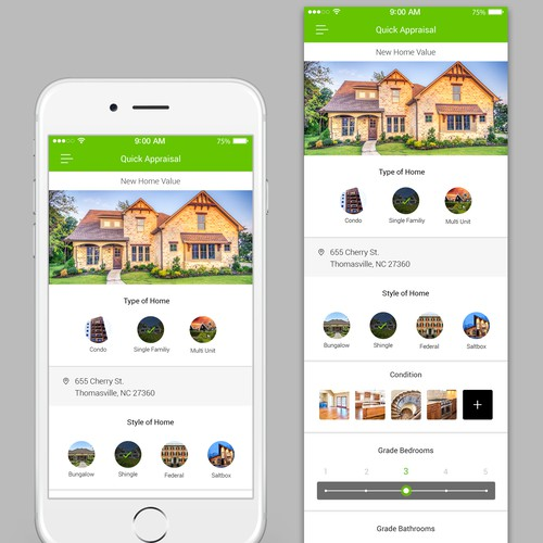 Home Designing App: Create A SIMPLE & User Friendly App For HOME VALUE