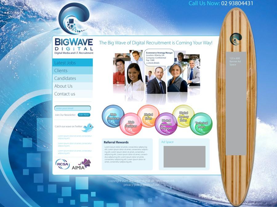 Design gagnant de reklawdesign