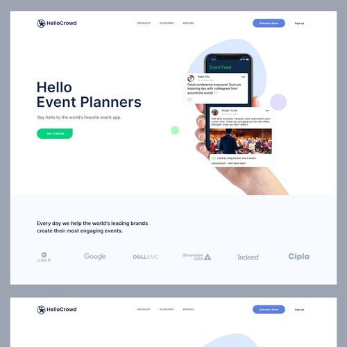 Ontwerp van finalist Design Helper