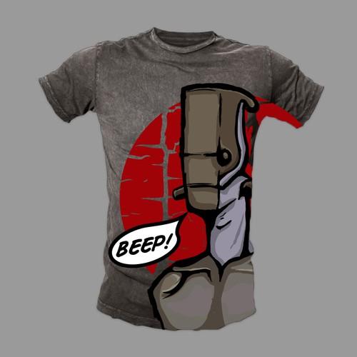 Runner-up design by Pedja#