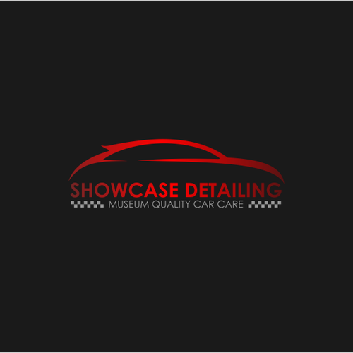 High End Auto Detailing Logo Logo Design Contest