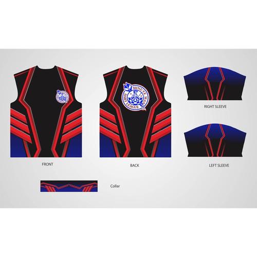Runner-up design by Eko Pratama - eptm99
