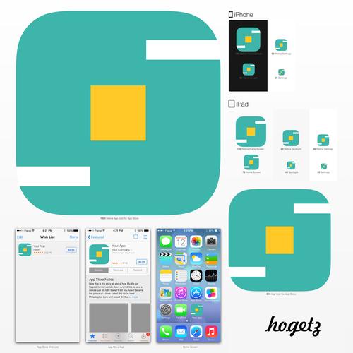 Diseño finalista de hoGETz