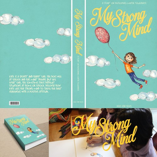 Create a fun and stunning children's book on mental toughness Design by Juliane Engelhardt