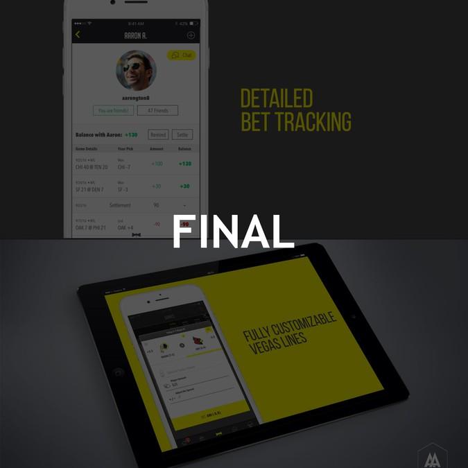 Design gagnant de Andrés Araújo