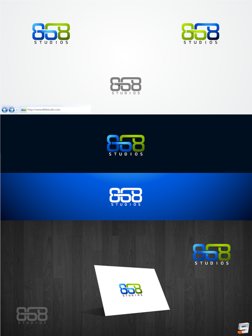 Design vencedor por BrandBox