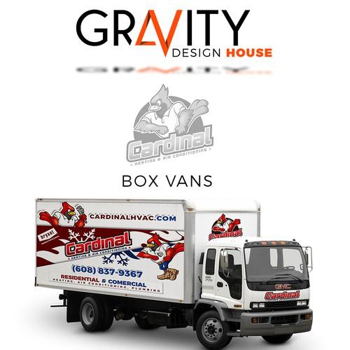 Runner-up design by Gravity Design House