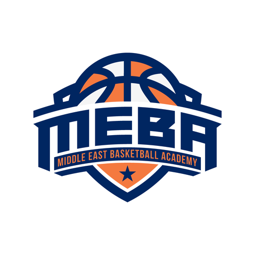 Design A Powerful Basketball Logo For The Middle East