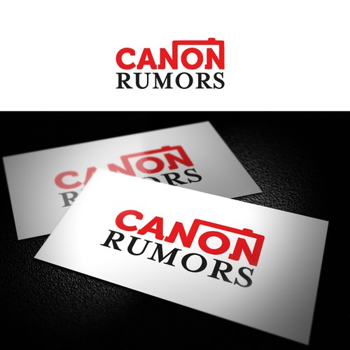 Create the next logo for Canon Rumors | Logo design contest