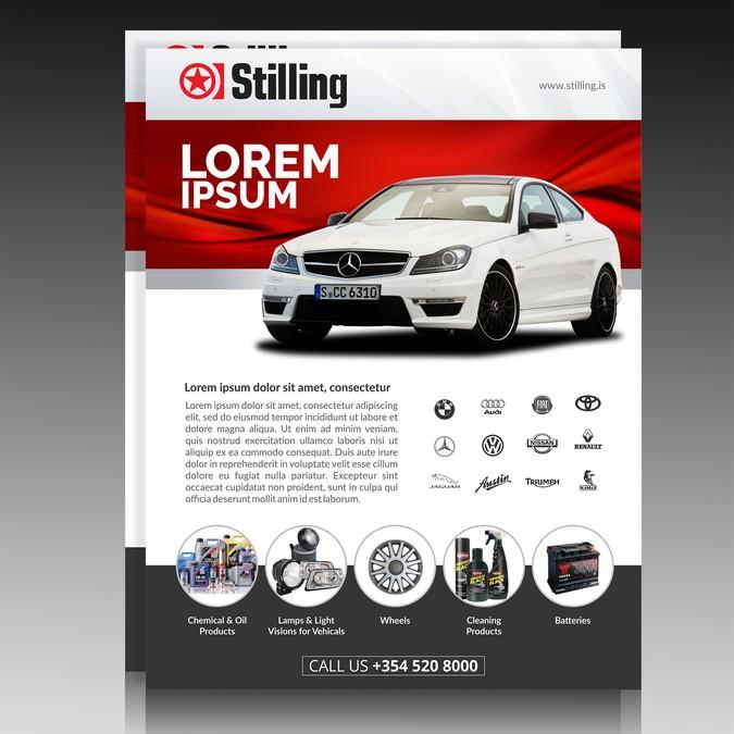 Winning design by Dzine Solution
