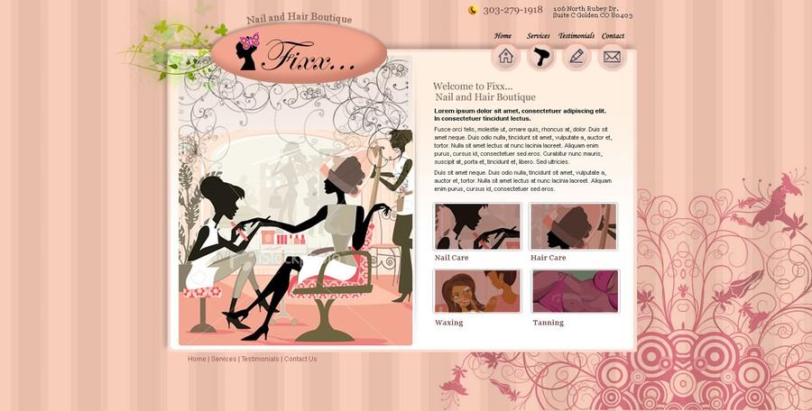 Design gagnant de rosiee007