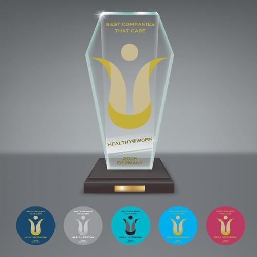 Runner-up design by Mandoza