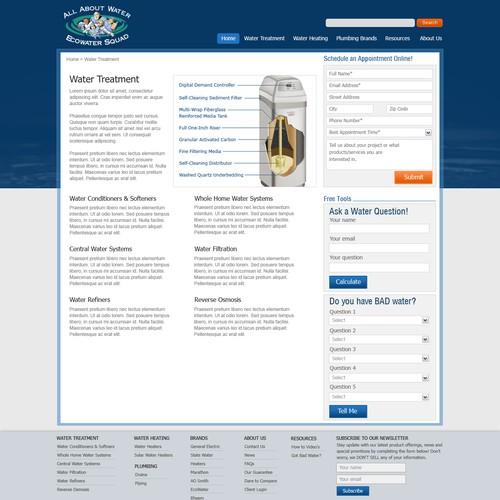 Diseño finalista de Consultingpalace
