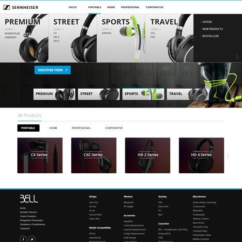 Diseño finalista de BuildXD